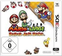 3DS Game Cover - Mario & Luigi: Paper Jam Bros, Rechte bei Nintendo