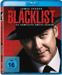 The Blacklist - Season 2 - Cover