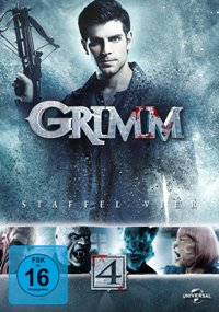 Grimm - Staffel 4 - Cover