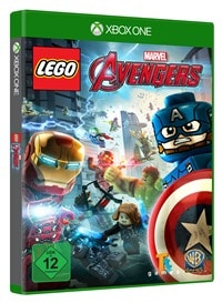 Xbox One Cover - LEGO Marvel's Avengers, Rechte bei Warner Bros. Interactive Entertainment