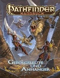 Cover - Handbuch: Gefolgsleute und Anhänger, Rechte bei Ulisses Spiele