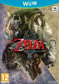 Wii U Cover - The Legend of Zelda: Twilight Princess HD, Rechte bei Nintendo