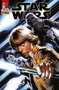 Comic Cover - Star Wars #9: Showdown auf dem Schmugglermond, Rechte bei Panini Comics