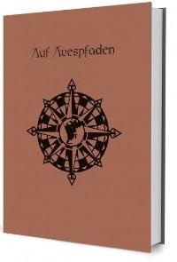 Buchcover - Auf Avespfaden, Rechte bei Ulisses Spiele