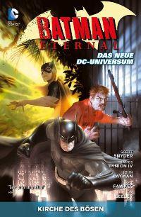 Comic Cover - Batman Eternal #2: Kirche des Bösen, Rechte bei Panini Comics