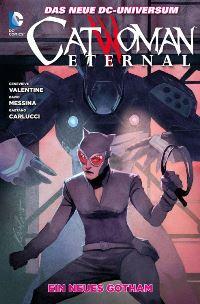 Comic Cover - Catwoman #8: Ein neues Gotham, Rechte bei Panini Comics