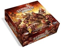 Cover - Zombicide Black Plague, Rechte bei Asmodee