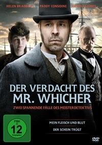 DVD Cover - Der Verdacht des Mr. Whicher (Mein Fleisch und Blut / Der Schein trügt); Rechte bei polyband