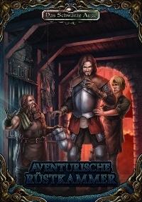 Cover des Quellenbuch - Aventurische Rüstkammer, Rechte bei Ulisses Spiele
