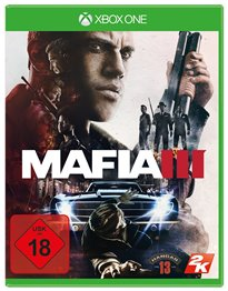 Xbox One Cover - Mafia III, Rechte bei 2K