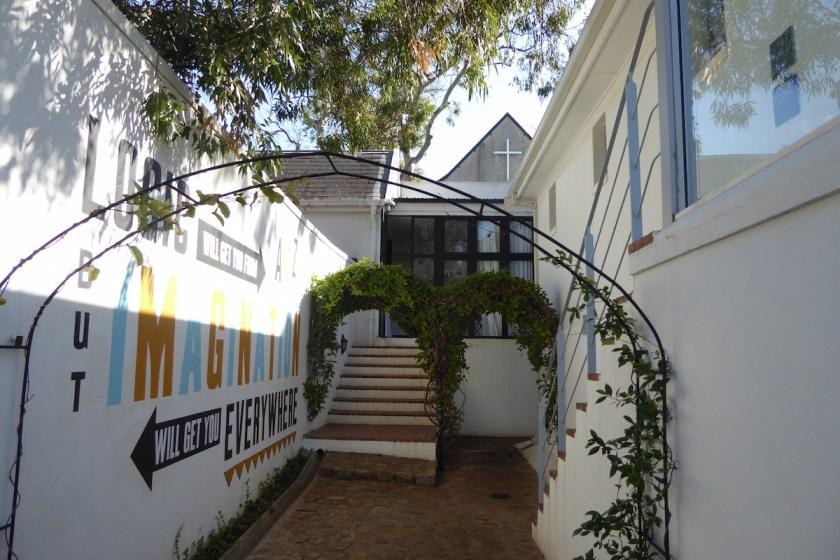 Kapstadt_Studio_Eingang