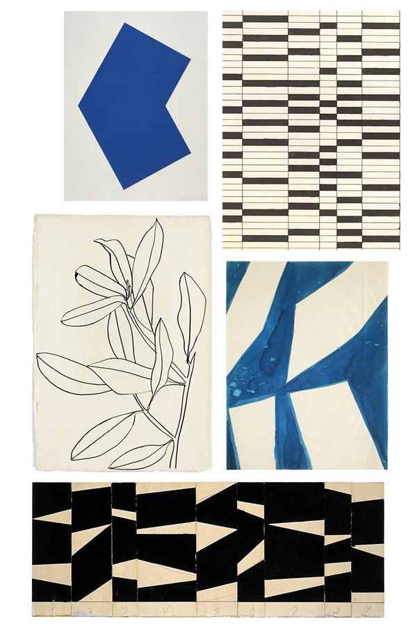 Ellsworth Kelly | wemadeithome.com