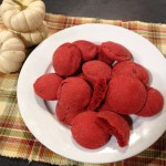 Especially for Studio 5- Red Velvet Snickerdoodles