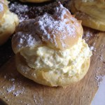 Meyer Lemon Cream Puff