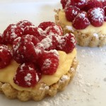 Almond Cream Raspberry Tart on Studio 5