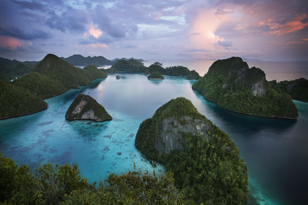 Borneo  Indonesia  and Malaysia  Plan Your Trip    Wendy Perrin Raja Ampat islands  Indonesia