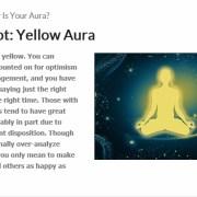 Yellow Aura?