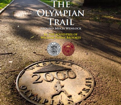 Wenlock Olympian Trail Leaflet - clicl to download