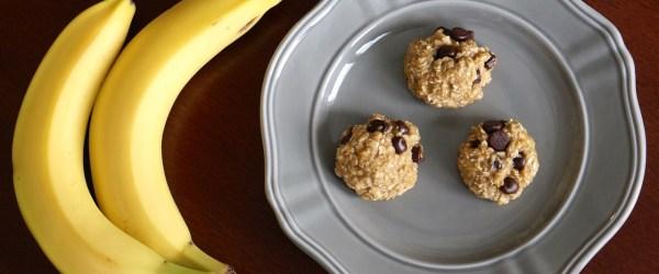 oatmeal-banana-cookies