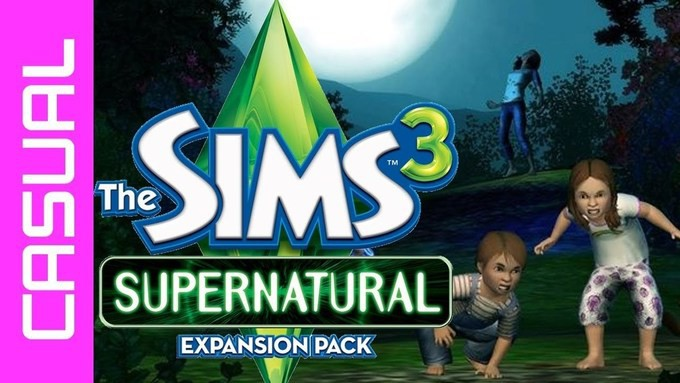 play sims 3 supernatural online for free