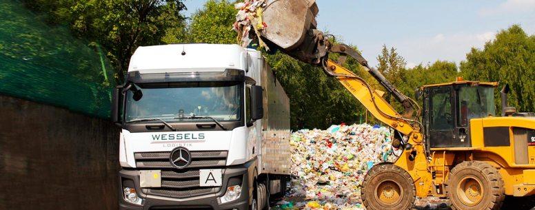 Wessels Logistik Entsorgung