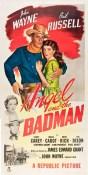 John Wayne Gail Russell Angel and the Badman Movie