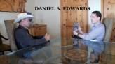Western Trails TV talk show Author Daniel A Edwards