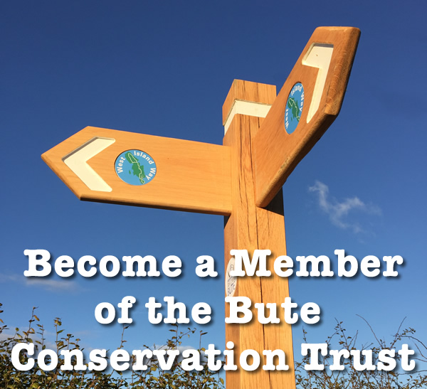 Become a Member of Bute Conservation Trust