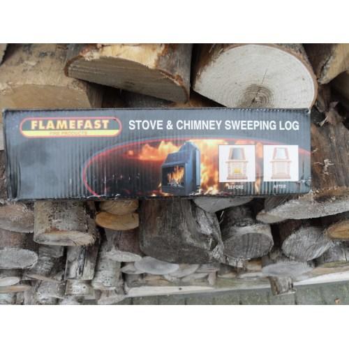 Medium Crop Of Creosote Sweeping Log