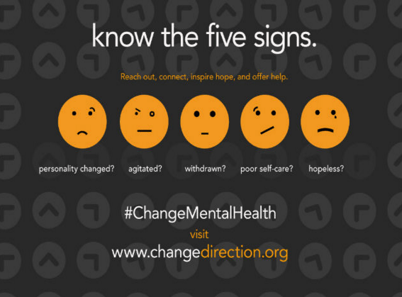 5 Signs That Someone May Be Struggling With Mental Illness