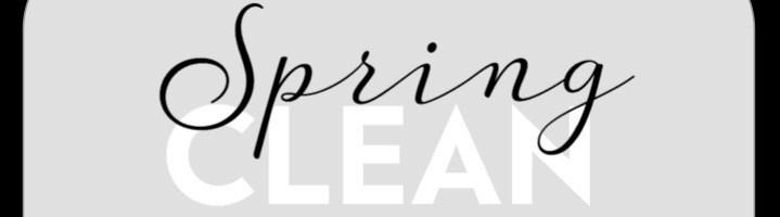 Spring Clean 2016