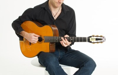 Guitarist Remi Harris on a tour of Wales and the South West