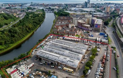 Pipehouse Wharf's marketing to boost River Tawe corridor's regeneration