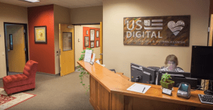 US Digital Outreach supports 40 local charities in the community