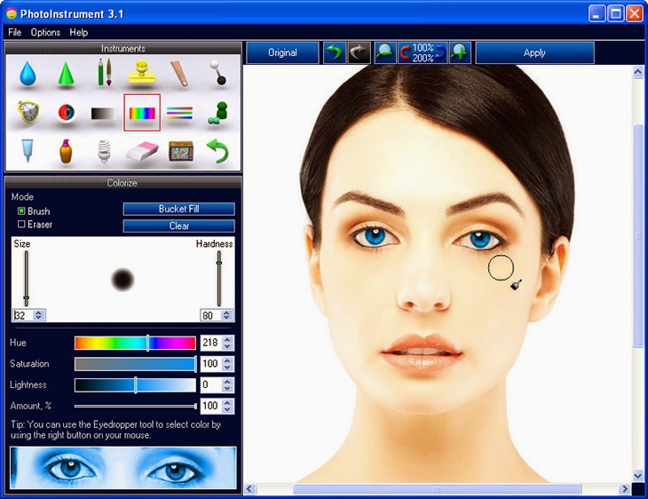 Download Serial Key PhotoInstrument 5.1.51