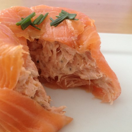 Cooking: Salmon Mousse