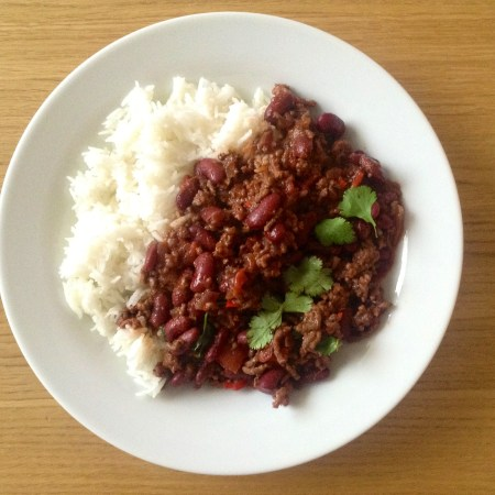 Cooking: Chilli Con Carne