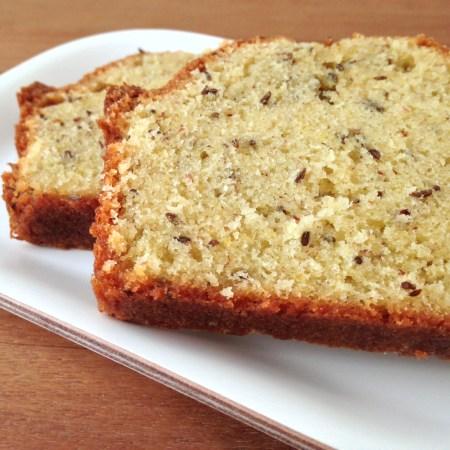 Baking: Caraway Seed Cake (Jane Eyre)