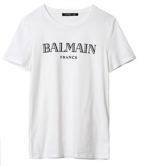 The Balmain Tee
