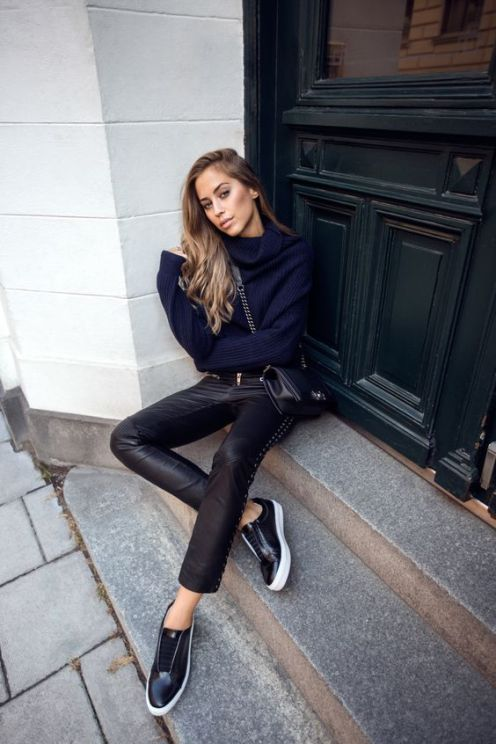 street style cashmere