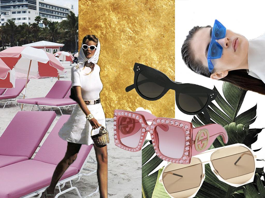 Sunglasses trend 2017