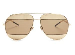 Sunglasses 2017 gold aviator
