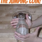 Science Project: The Magic Jumping Coin