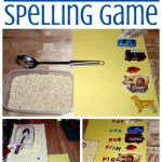 Spelling Game for Kids: Sift 'n' Spell