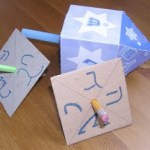 Friday Do-Over: Handmade Dreidel