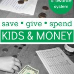 Saving Up: Children and Allowance