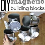 "Magnetic Building ""Blocks"""
