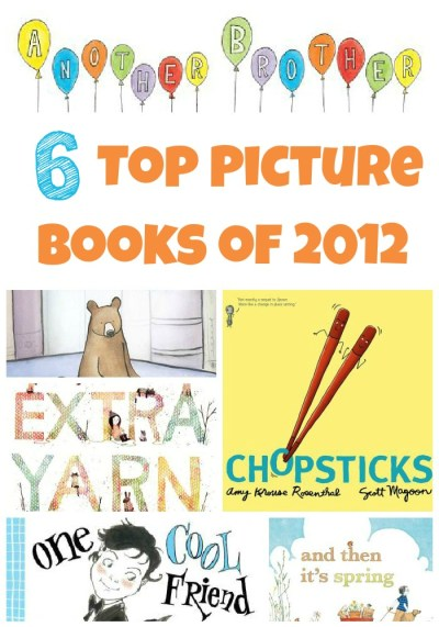 top books 2012 for kids