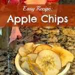 Too Many Apples? Try This Easy Apple Chip Recipe