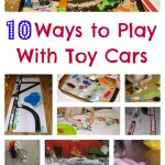 10 Ways To Play With Toys Cars